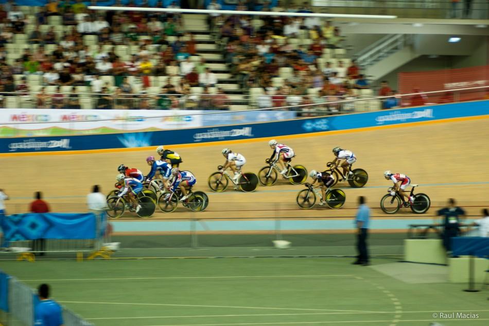 Ciclismo Velódromo Panamericanos 2011 Guadalajara