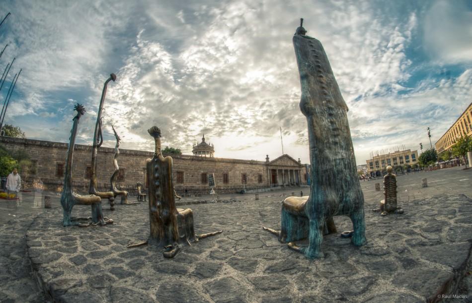 Plaza Tapatia, Sala de los Magos, Guadalajara, Jalisco, Mexico