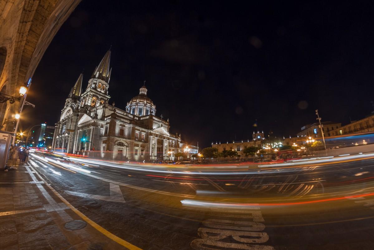 Catedral nueva iluminacion